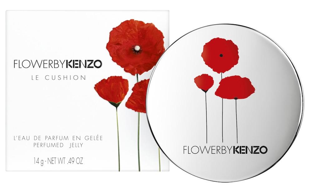 Kenzo-profumo-flower 2018 Le cushion