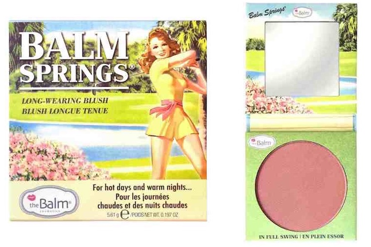 the balm blush primavera estate 2018
