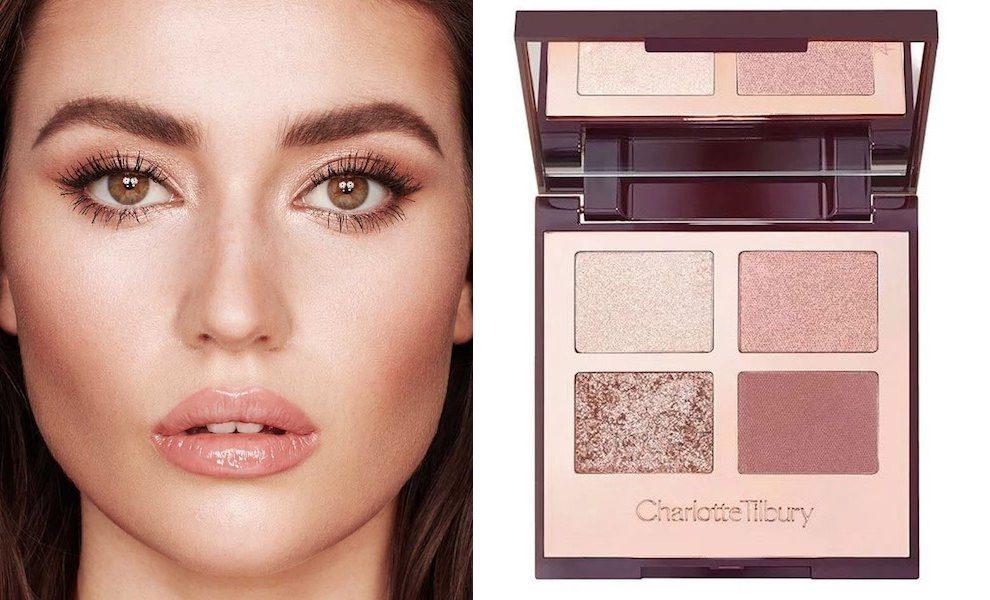 Charrlotte Tilbury makeup occhi 2018