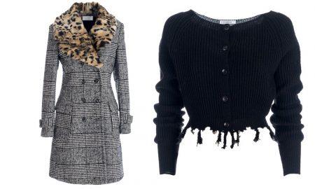 Motivi abbigliamento inverno 2018-2019