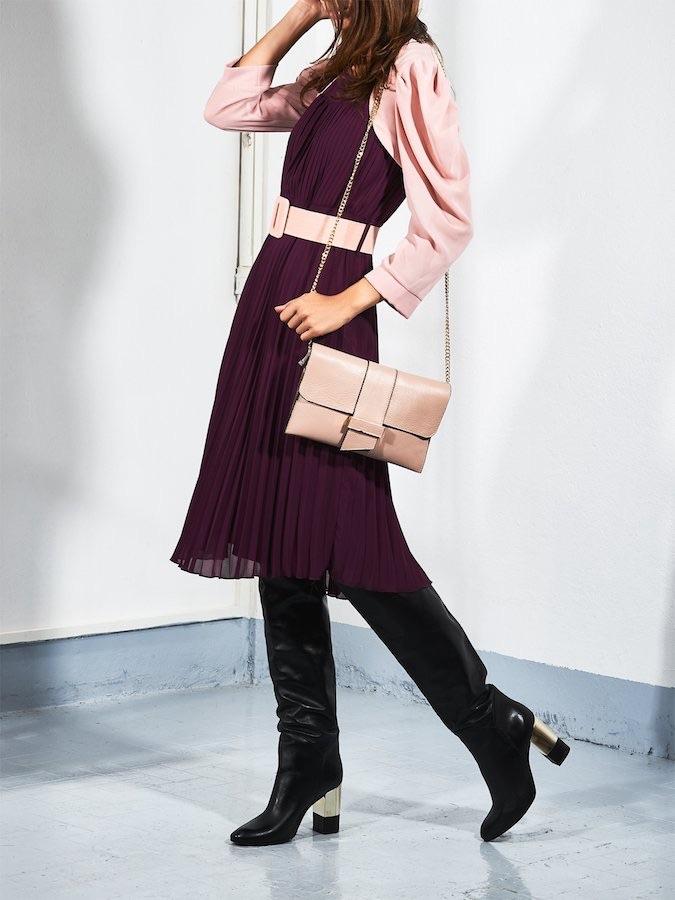 rinascimento abbigliamento abiti autunno inverno 2018-2019