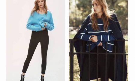 H M catalogo autunno inverno 2018-2019