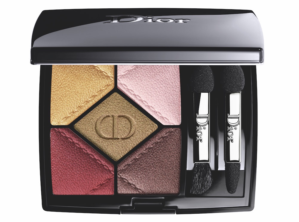 dior make-up ombretti autunno 2018