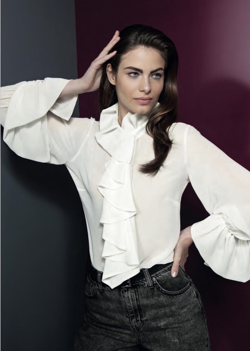 wholesale dealer 82412 51ff9 Nara camicie donna uomo autunno inverno 2018-2019 Catalogo ...