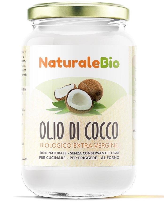 olio di cocco amazon