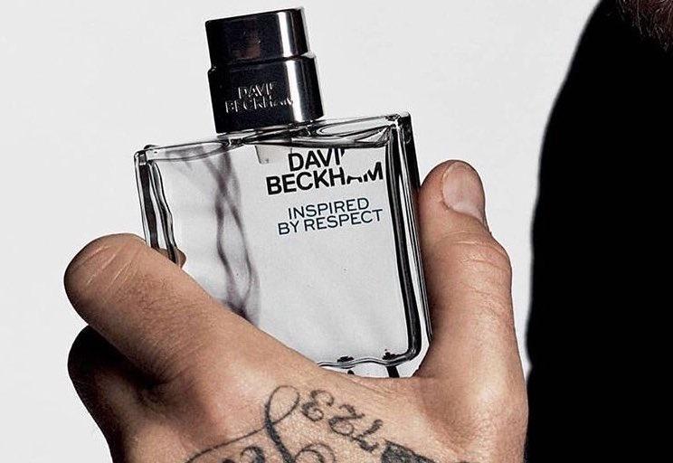 David Beckham profumo 2018