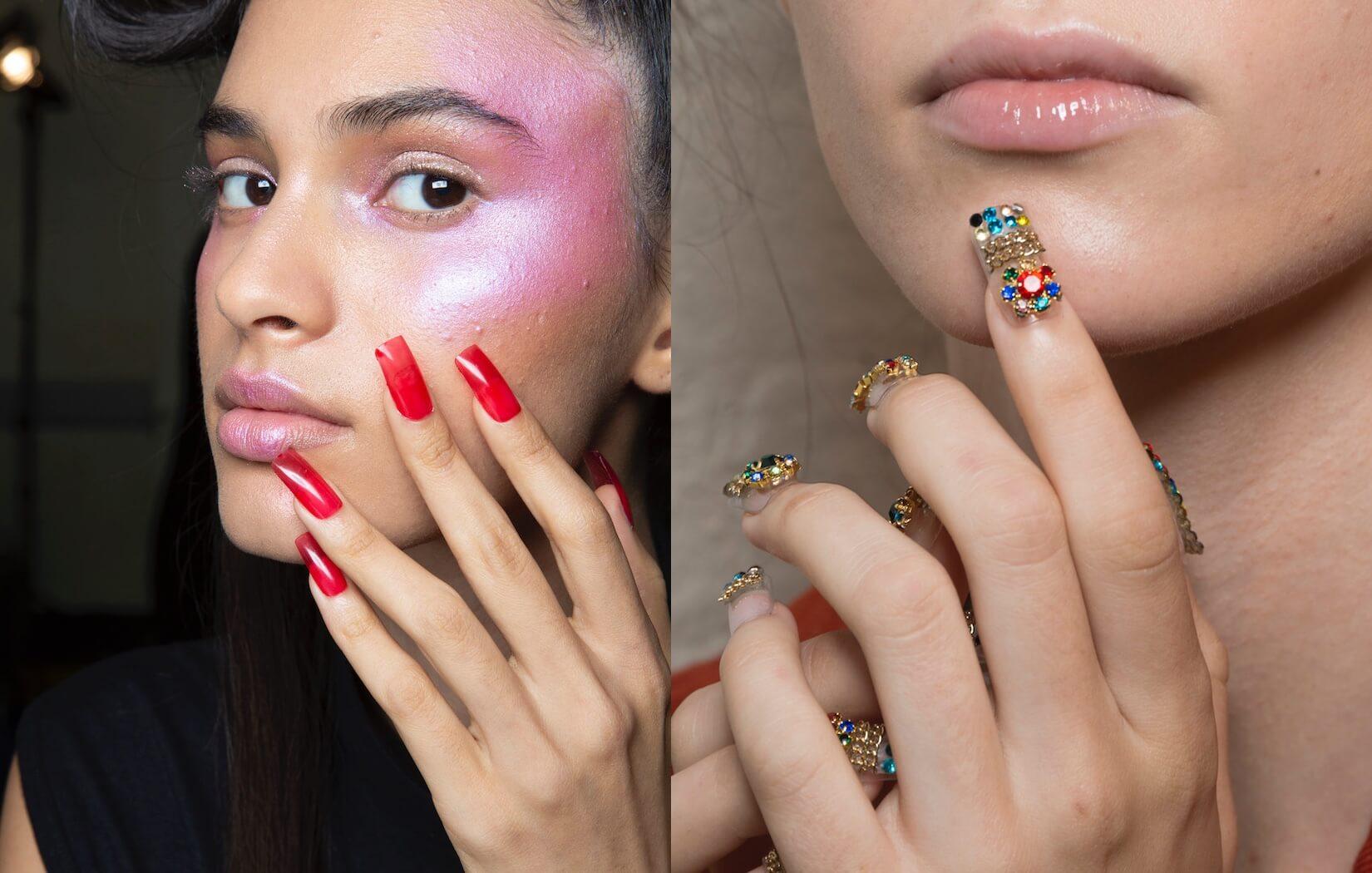 Unghie estate 2019, colori e nail art estive. Le tendenze. , A tutta  Bellezza