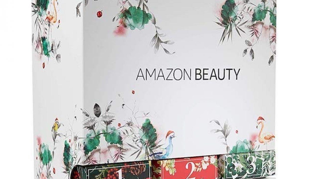 Calendario Avvento Beauty 2020.Natale 2018 Amazon Beauty Calendario Avvento Intelligente