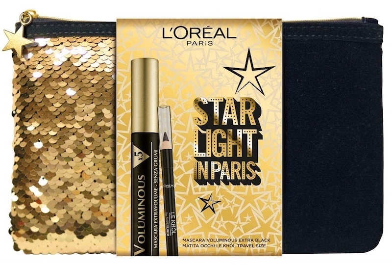 Pochette beauty Natale 2018 lOreal Paris