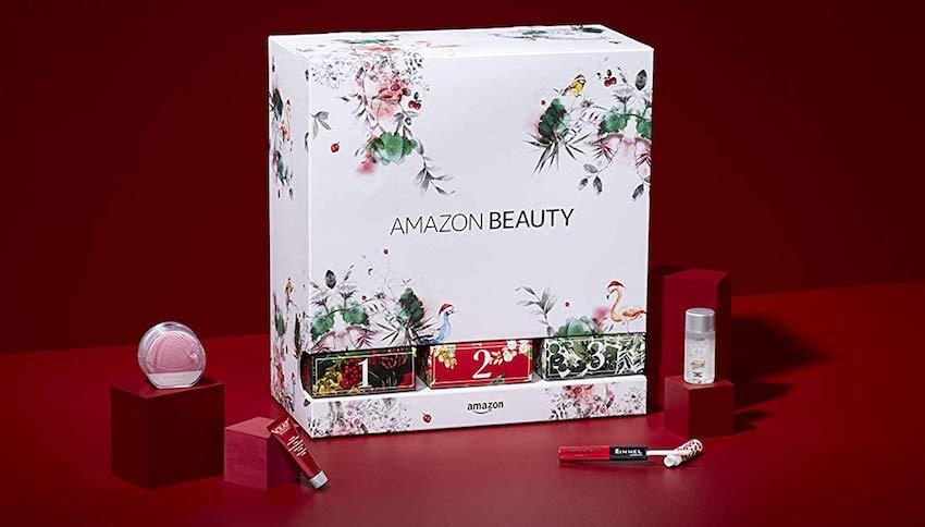 Calendario Dellavvento Beauty 2020.Natale 2018 Amazon Beauty Calendario Avvento Intelligente