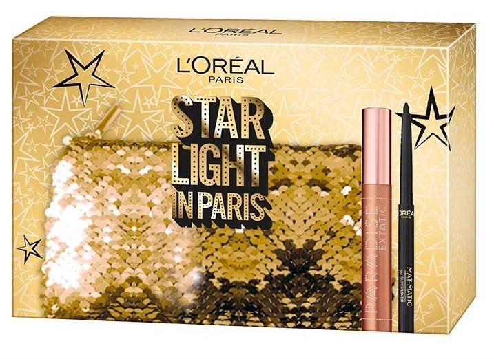 cofanetto Star Light in Paris l oreal natale 2018