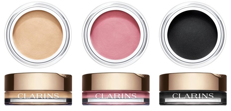 Clarins make up primavera 2019 ombretti
