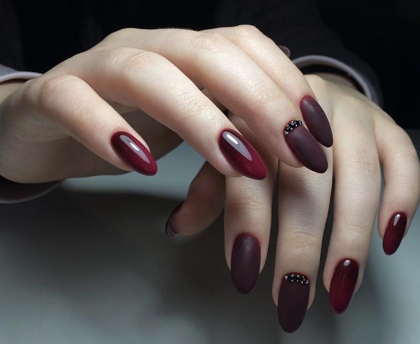 Unghie natale 2018-nail art
