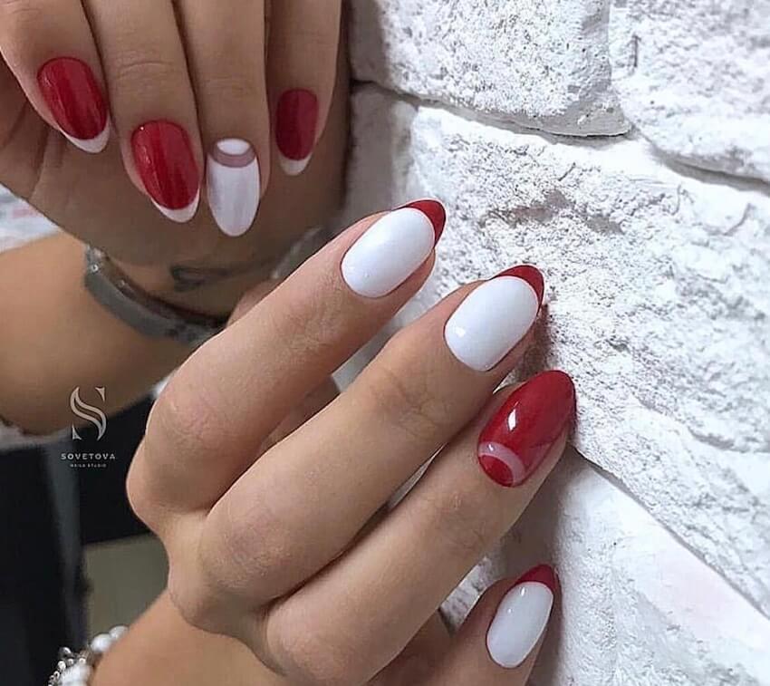 unghie per natale 2018 manicure