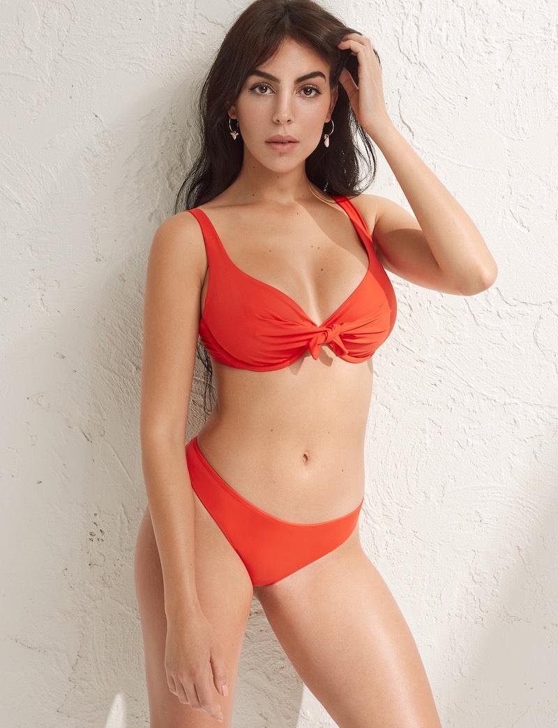 Georgina Rodriguez yamamay catalogo
