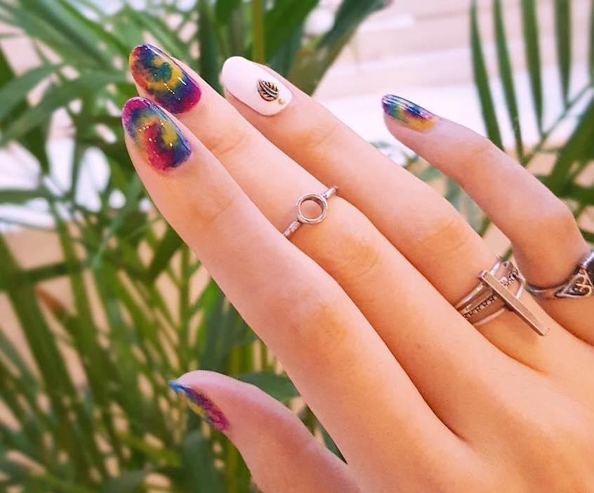 nail art primavera 2019