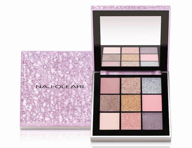 Naj Oleari Beauty Dazzling palette trucco inverno 2019 2020