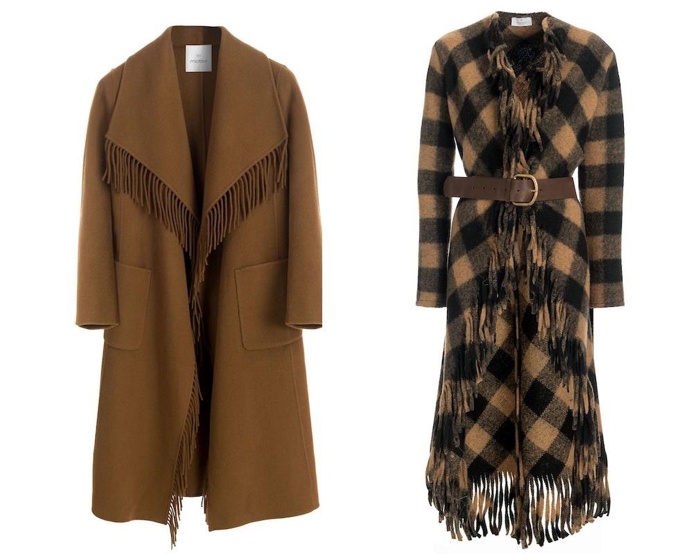 cappotti motivi autunno inverno 2019 2020