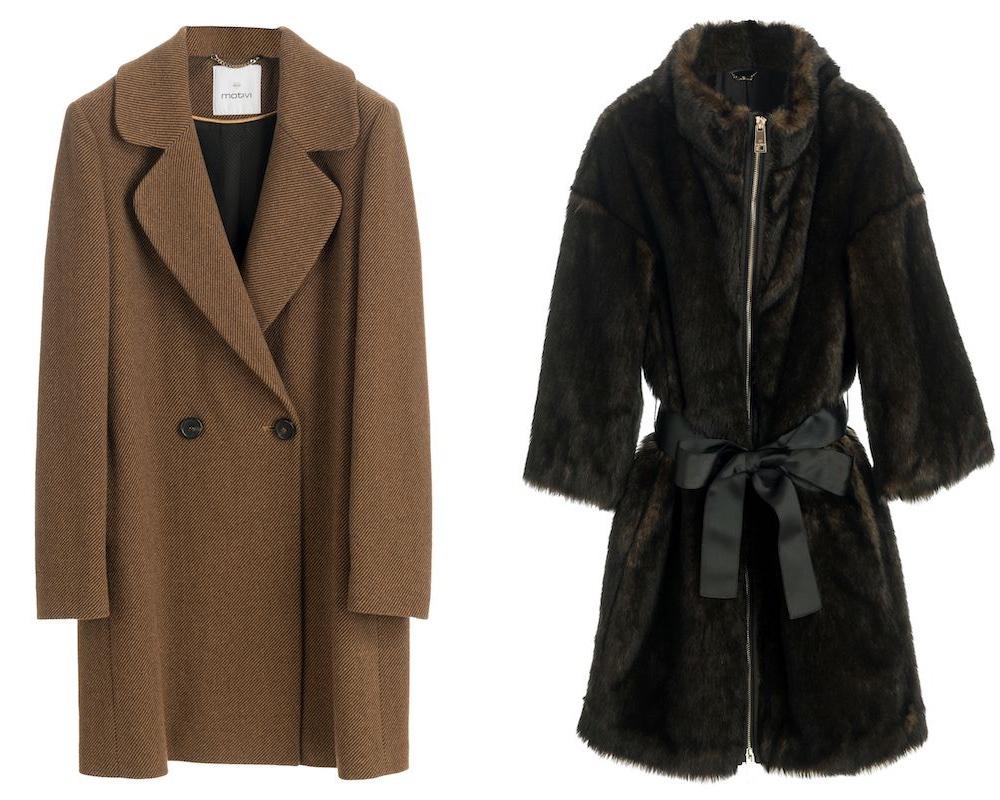 cappotti motivi inverno 2019 2020