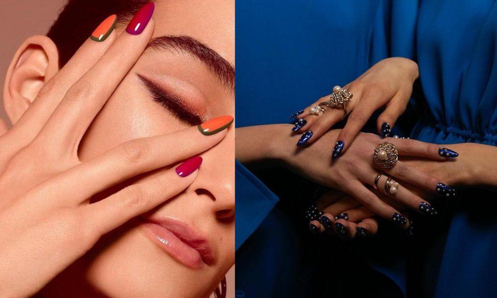 Nail art 2019 2020 le 9 migliori tendenze per dipingere for Immagini design