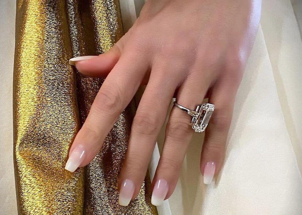 unghie french manicure 2020-