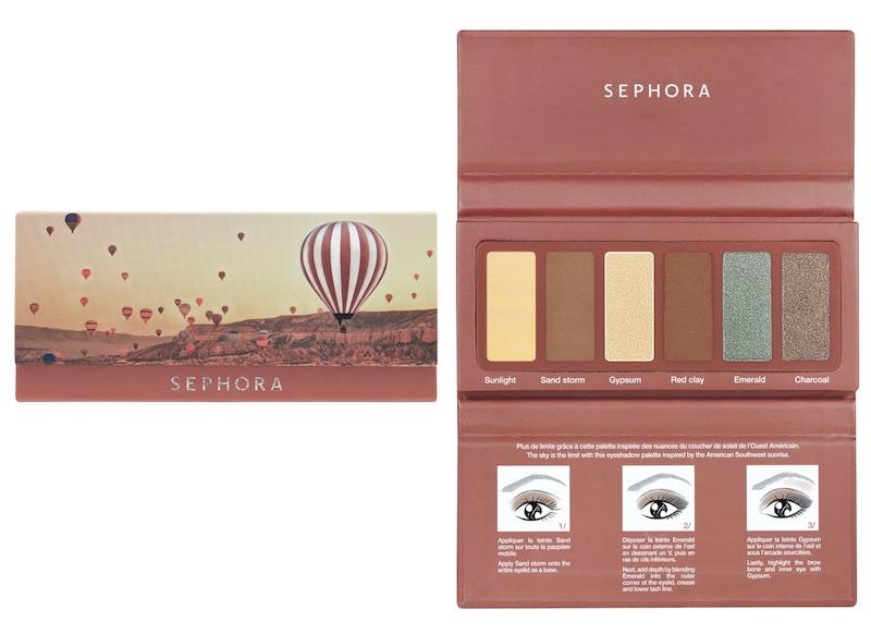 Sephora palette ombretti primavera estate 2020