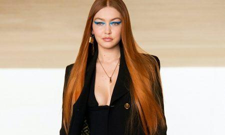 colore capelli 2021 gigi hadid