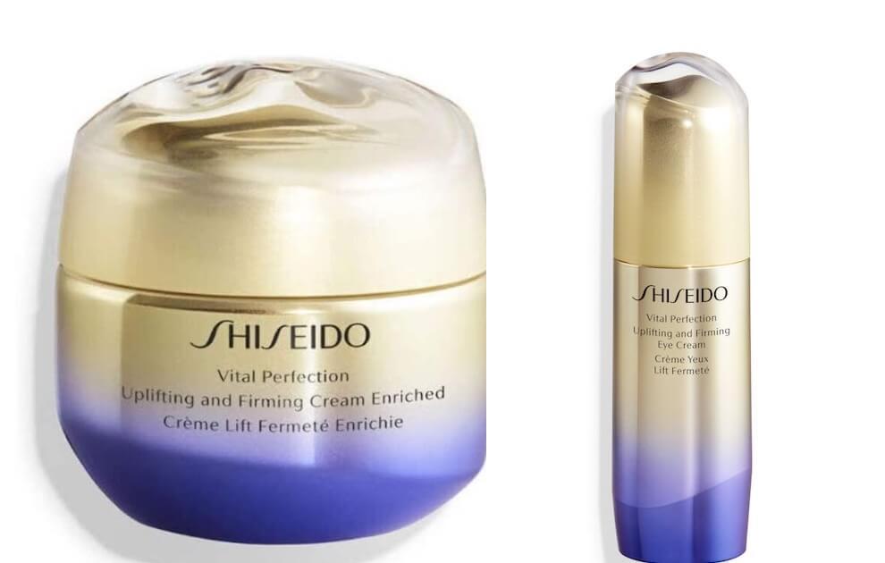 Shiseido Vital PerfectionUplifting recensioni